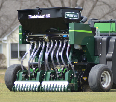 Turfco Tri-Wave 40 Over Seeder