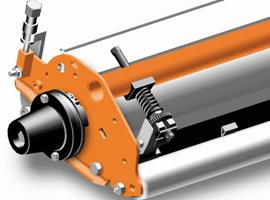 TruSet cutting unit by Jacobsen available from Krigger & Company